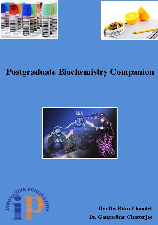 Biochemistry books global book shop online any author any postgraduate biochemistry companion 1st edition 2016 by dr rittu chandel dr gangadhar chatterjee inr950 isbn 9788193245064 fandeluxe Choice Image